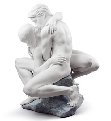 リヤドロ PASSIONATE KISS (WHITE) 01008727 LLADRO 【ポイント最大43倍!お買物マラソン】
