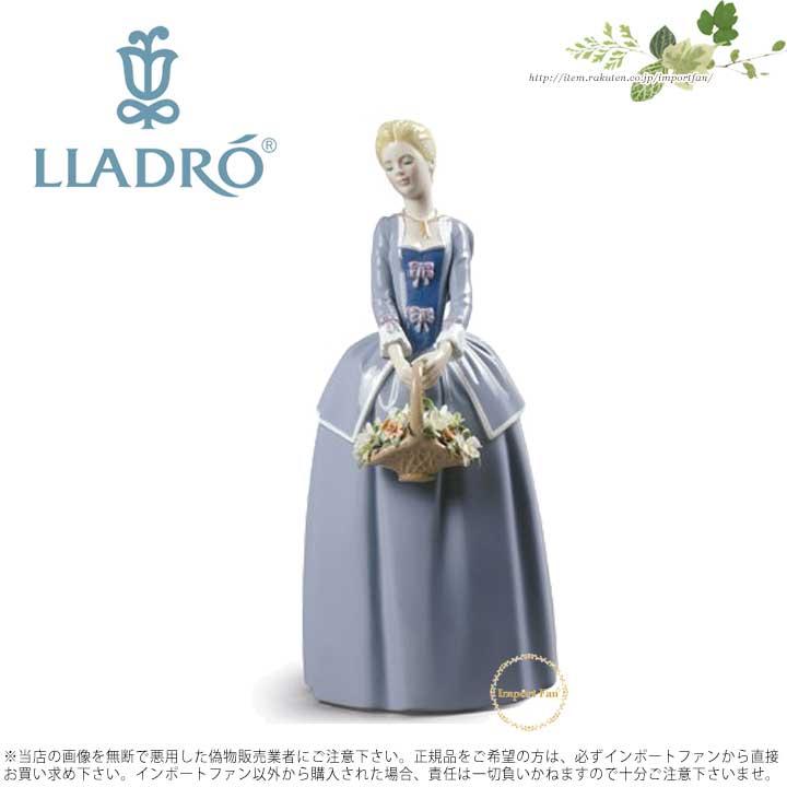 リヤドロ 庭いっぱいの花 01009180 LLADRO GARDEN BLOSSOMS 【ポイント最大42倍!お買物マラソン】