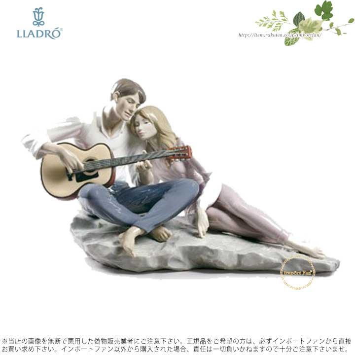 リヤドロ 私たちの歌 010 09198 LLADRO OUR SONG 【ポイント最大44倍!お買い物マラソン セール】