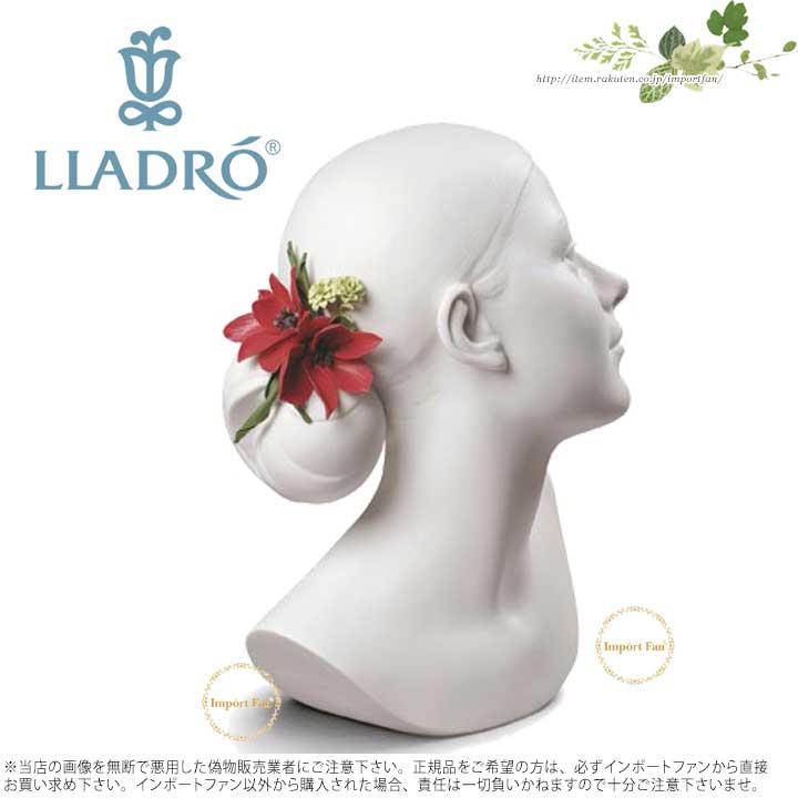 リヤドロ リリー(花飾り) 01009253 LLADRO LILY WITH FLOWERS 【ポイント最大43倍!スーパー セール】