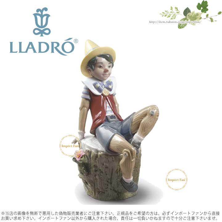 リヤドロ ピノキオ 01009274 LLADRO PINOCCHIO □