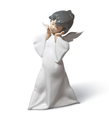 リヤドロ MIME ANGEL 01004959 LLADRO 日本未発売 【ポイント最大43倍!お買物マラソン】
