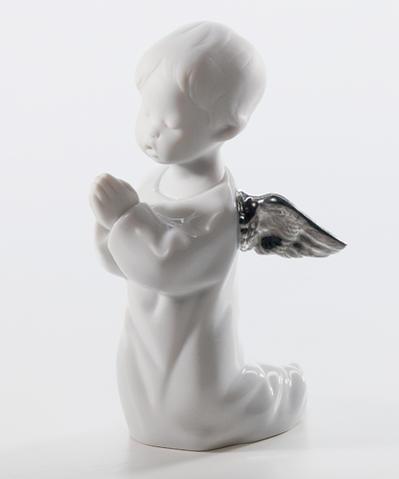 リヤドロ 可愛いお祈り 01007050 ANGEL PRAYING (RE-DECO) LLADRO 【ポイント最大43倍!お買物マラソン】