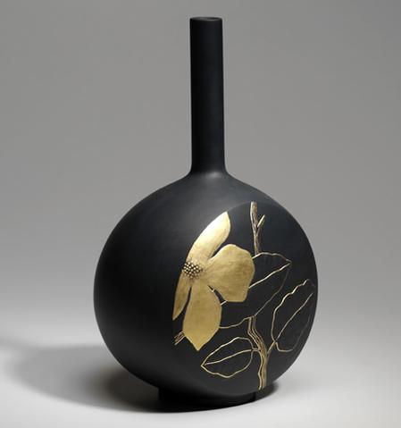 リヤドロ ベース カンヴァス 花 B&G 01007073 LLADRO 花器□
