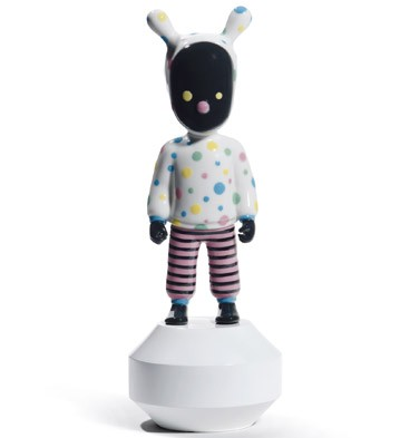 リヤドロ THE GUEST BY DEVILROBOTS LITTLE 01007285 LLADRO 日本未発売□