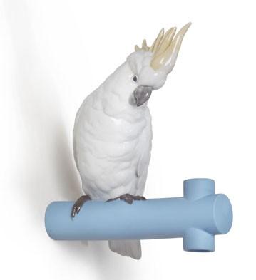 リヤドロ オウム 鳥 PARROT HANG I  01007853 LLADRO 日本未発売 【ポイント最大43倍!お買物マラソン】