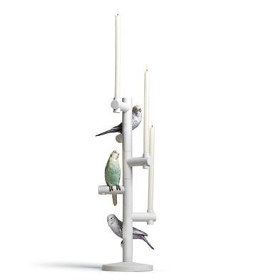 リヤドロ PARROT TEAM  01007856 LLADRO 日本未発売 【ポイント最大43倍!お買物マラソン】