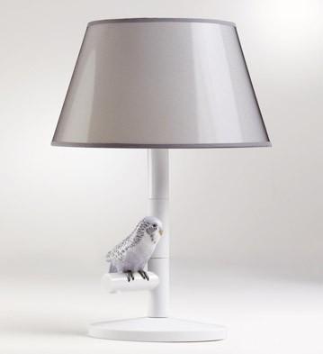 リヤドロ インコ 鳥 PARROT NIGHT(LEFT)-CE  01007863 LLADRO 日本未発売 【ポイント最大43倍!お買物マラソン】
