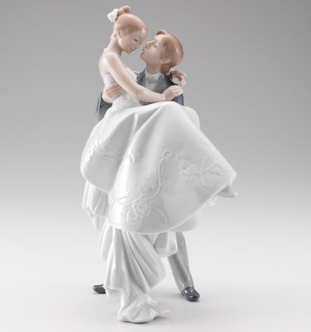 リヤドロ 永遠の愛  01008029 LLADRO ブライダルギフトや結婚祝いに 【ポイント最大42倍!お買物マラソン】
