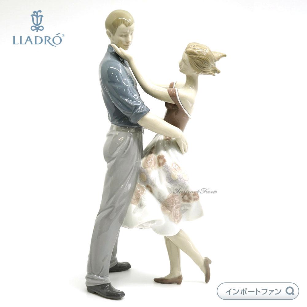 リヤドロ 幸せな出会い 01008330 LLADRO ブライダルギフトや結婚祝いに 【ポイント最大43倍!お買物マラソン】