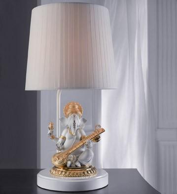 リヤドロ VEENA GANESHA (RE-DECO) - LAMP (CE) 01023166 LLADRO 日本未発売 【ポイント最大43倍!お買物マラソン】
