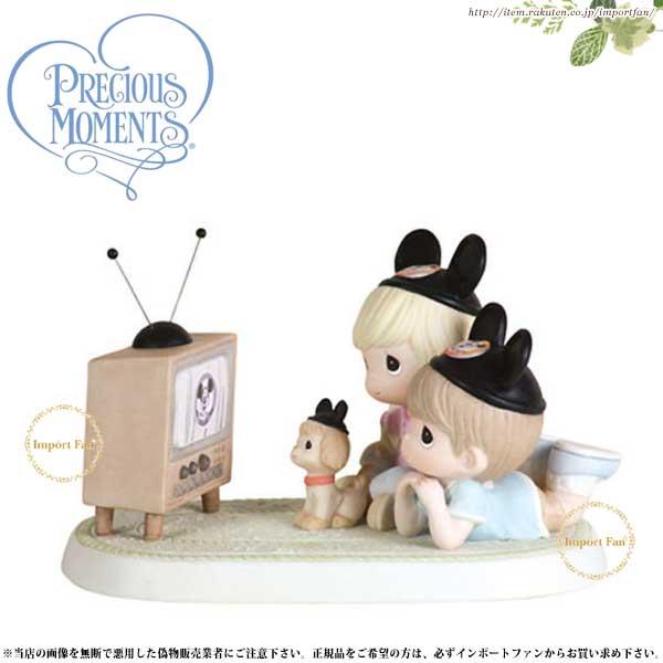 プレシャスモーメンツ ミッキー Y Because We Like You 111020 ディズニー Precious Moments Mickey □