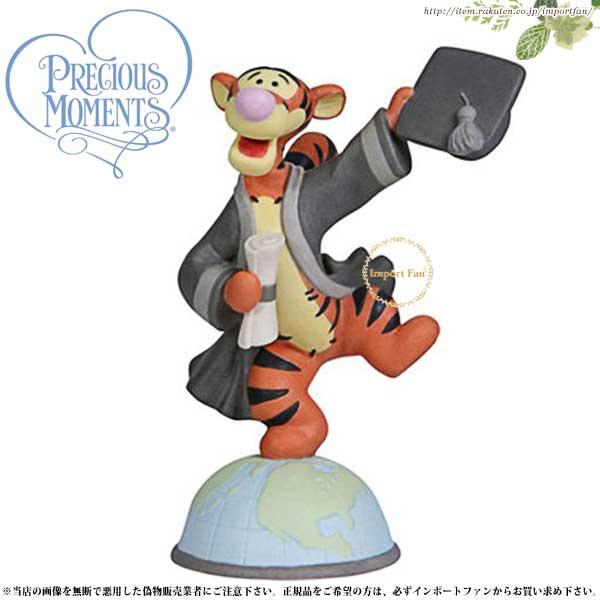 プレシャスモーメンツ ティガー Bounce Into A Whole New World 114703 ディズニー くまのプーさん Precious Moments Pooh 【ポイント最大43倍!お買物マラソン】