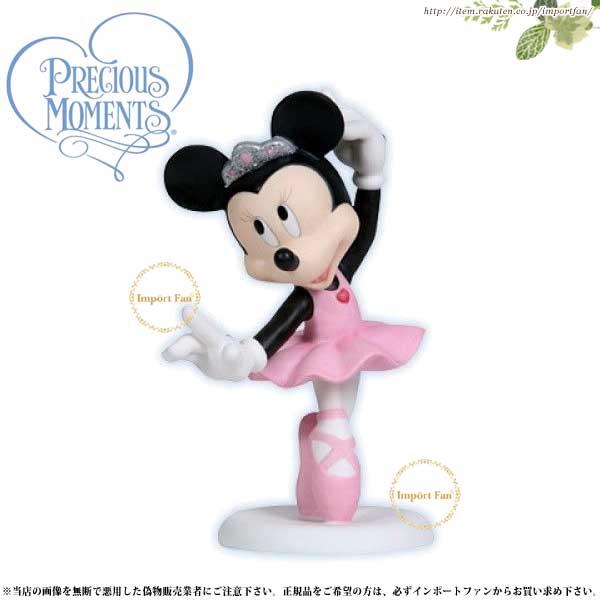プレシャスモーメンツ ミニー バレリーナ 美しいドリーマー 114709 ディズニー Precious Moments Minnie Beautiful Dreamer 【ポイント最大42倍!お買物マラソン】