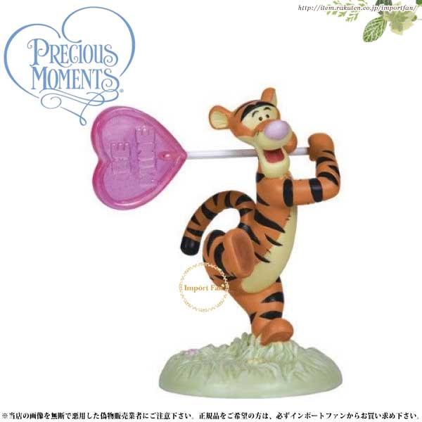 プレシャスモーメンツ ティガー Put A Little Bounce In Your Heart 123700 ディズニー くまのプーさん Precious Moments Pooh □