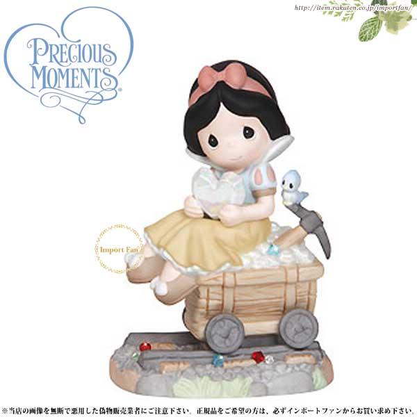 プレシャスモーメンツ 白雪姫 You're One In A Million 133009 ディズニー Precious Moments Snow White 【ポイント最大43倍!お買物マラソン】