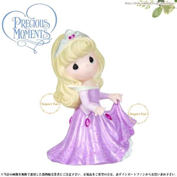 プレシャスモーメンツ オーロラ姫 眠れる森の美女 My Dazzling Beauty 133010 ディズニー Precious Moments Aurora □