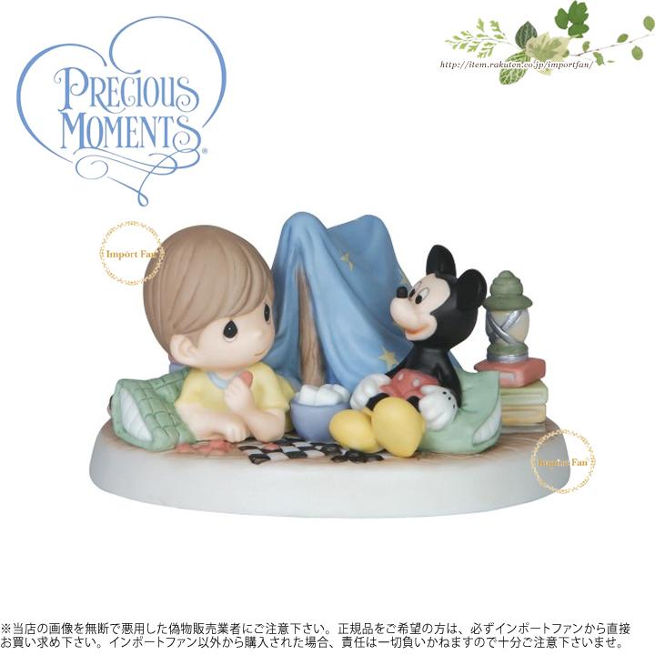 プレシャスモーメンツ 毎日あなたと一緒に冒険! ミッキーマウス ディズニー 149032 Every Day Is An Adventure With You Precious Moments □