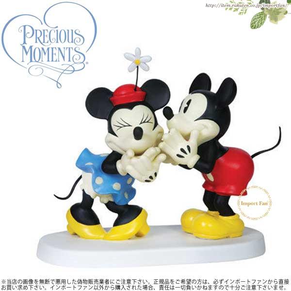 プレシャスモーメンツ ミッキー&ミニー あなたは私を笑わをせる 151702 Precious Moments You Make Me Laugh 【ポイント最大43倍!お買物マラソン】