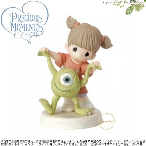 プレシャスモーメンツ マイク モンスターズインク 152024 ディズニー ピクサー Precious Moments Eye Love You □