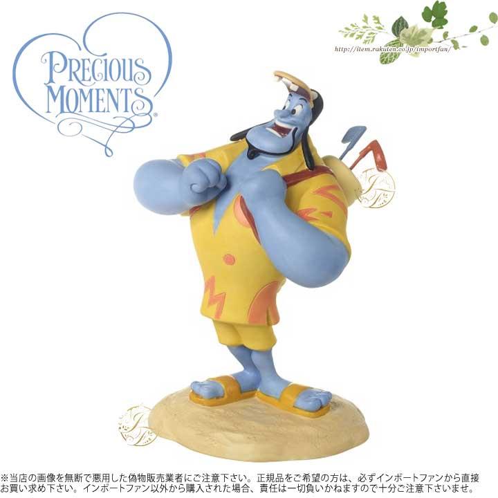 プレシャスモーメンツ あなたの自由をお楽しみください ジーニー アラジン ディズニー 172701 Disney Genie Figurine, Enjoy Your Freedom, Porcelain/Resin Precious Moments 【ポイント最大44倍!お買い物マラソン セール】