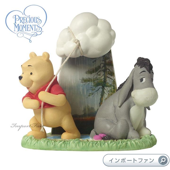 プレシャスモーメンツ あなたは私の雲を遠ざける プー くまのプーさん 172712 Disney Winnie The Pooh Figurine, You Take My Clouds Away, Porcelain Precious Moments 【ポイント最大43倍!お買物マラソン】