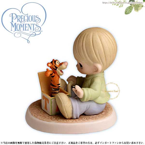 プレシャスモーメンツ ティガー The Wonderful Thing About Tiggers 630037 ディズニー くまのプーさん Precious Moments Tigger 【ポイント最大43倍!お買物マラソン】