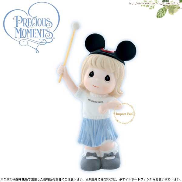 プレシャスモーメンツ ミッキーマウスクラブ Come Along And Sing The Song 740009 ディズニー  Precious Moments Mickey Mouse Club 【ポイント最大43倍!お買物マラソン】