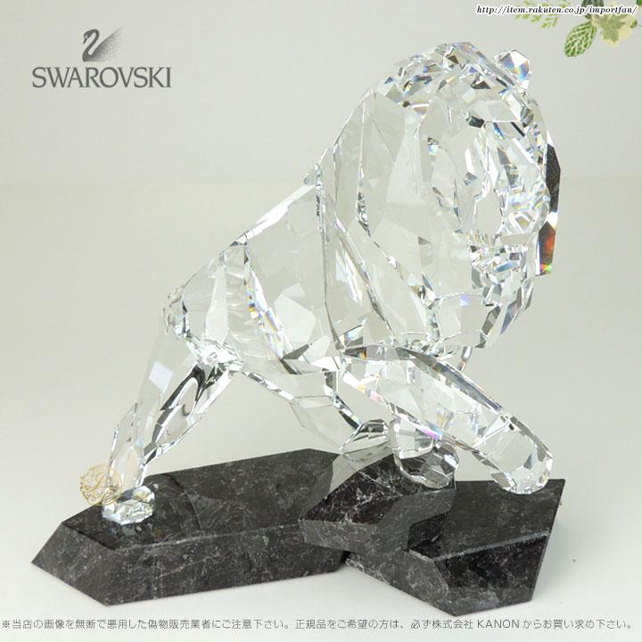 スワロフスキー Swarovski ライオン クリスタル 1001111 【ポイント最大43倍!お買物マラソン】