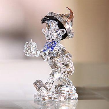 スワロフスキー Swarovski ディズニー Pinocchio ピノキオ 1016766□