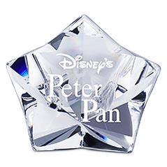 スワロフスキー Swarovski ディズニー Disney ピーターパン タイトルプレート 1036622【あす楽】 【ポイント最大43倍!お買物マラソン】