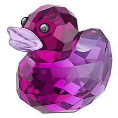スワロフスキー Swarovski ハッピーダック ラバブル リラ Duck Lovable Lila 1041292 【ポイント最大43倍!お買物マラソン】