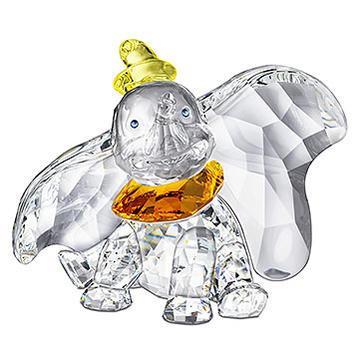スワロフスキー Swarovski ディズニー 2011年度限定品 ダンボ 1052873 足先に欠け一ヵ所あり アウトレットのため40%OFFの大特価! 【あす楽】【ポイント最大42倍!お買物マラソン】
