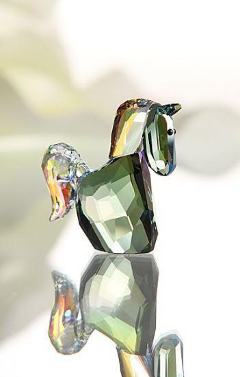 <title>スワロフスキーの貴重な廃盤作品 スワロフスキー Swarovski Jade The Lovlots ジェイド 2011年度限定品 メーカー再生品 馬 1073338</title>
