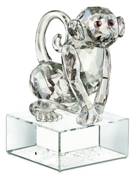 スワロフスキー 十二支 猿 モンキー 1080230  Swarovski Chinese Zodiac 【ポイント最大43倍!お買物マラソン】