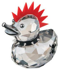 スワロフスキー Swarovski ハッピーダック パンクダック Happy Duck  Punk Duck 1096735【ポイント最大42倍!お買物マラソン】