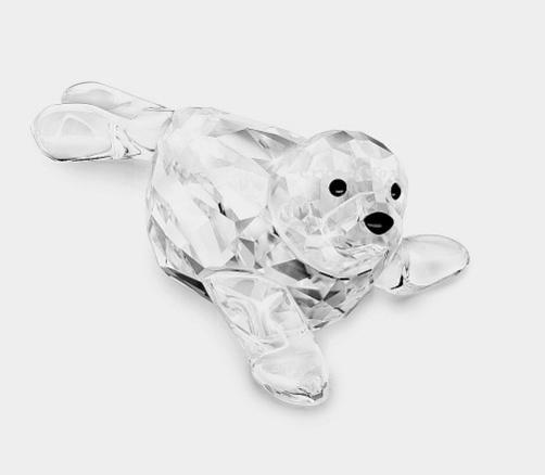 スワロフスキー 2012年 SCS会員限定 子アザラシ 1096748 Swarovski Baby Seal 【ポイント最大43倍!お買物マラソン】