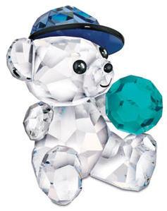 スワロフスキー 2013年 限定 クリスベア レッツプレイボール 1119925 Swarovski Kris Bear Let's Play Ball □