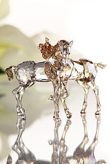 スワロフスキー Swarovski 子馬たち 1121627 【ポイント最大43倍!お買物マラソン】