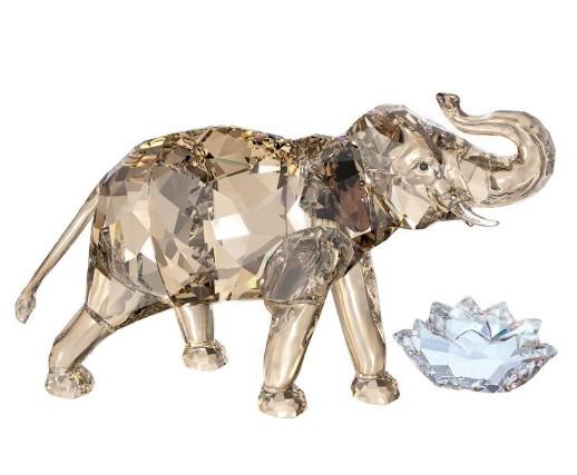 スワロフスキー 2013年 SCS会員限定 エレファント Cinta Swarovski SCS Annual Edition 2013 Elephant Cinta 1137207 フィギュリン オブジェ 【ポイント最大43倍!お買物マラソン】
