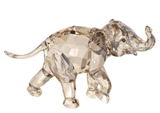 スワロフスキー 2013年 SCS会員 限定 ヤングエレファント Swarovski SCS Baby Elephant 1142862 フィギュリン オブジェ 【ポイント最大43倍!お買物マラソン】