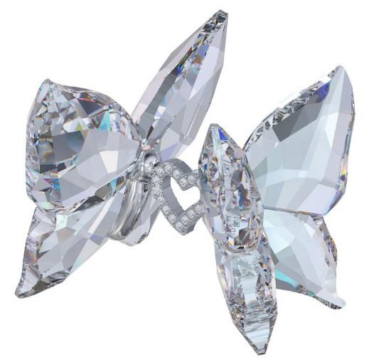 スワロフスキー Swarovski ラブ バタフライ Love Butterflies 1143416 蝶 フィギュリン/オブジェ 【ポイント最大43倍!お買物マラソン】
