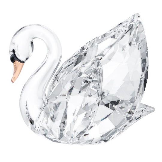 スワロフスキー Swarovski スワン 白鳥(L) Swan, large 5004723 置物 【ポイント最大43倍!お買物マラソン】