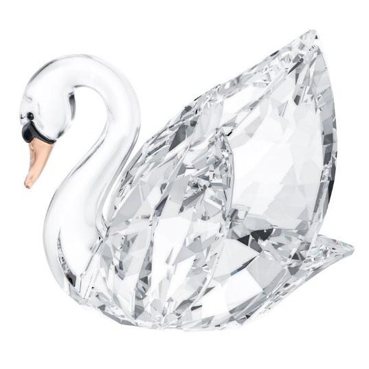 スワロフスキー Swarovski スワン M 鳥 Swan, medium 5004724 置物 【ポイント最大42倍!お買物マラソン】