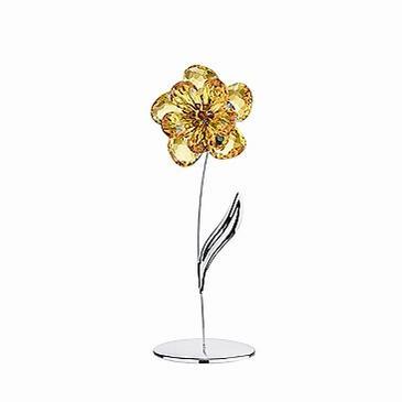 スワロフスキー Swarovski Paradise DAMBULLA Light Topaz Flower 677618 ダンブッラライトトパーズフラワー 【ポイント最大43倍!お買い物マラソン セール】