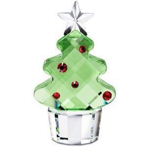スワロフスキー クリスマスツリー ラージ Swarovski Large Felix Christmas Tree 719648 □