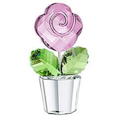 スワロフスキー Swarovski Pink Rose Large ピンクローズ  872196 【レアな廃盤商品】 【ポイント最大43倍!お買物マラソン】
