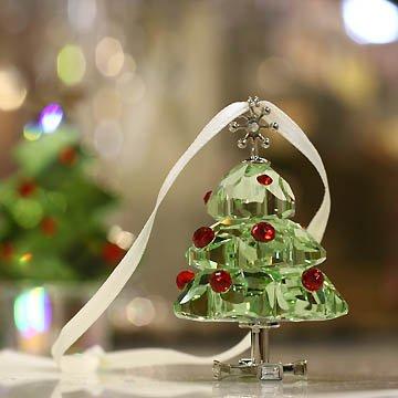 スワロフスキー Swarovski クリスマスツリー オーナメント 904990 【ポイント最大43倍!お買物マラソン】