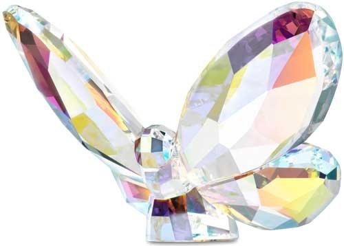 スワロフスキー Swarovski オーロラ バタフライ 蝶 Aurora Borealis 953056 【ポイント最大42倍!お買物マラソン】