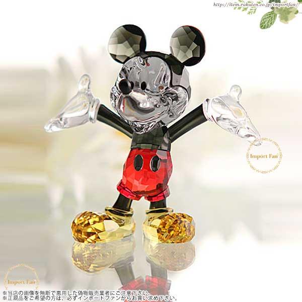 スワロフスキー ディズニー ミッキー マウス 5268838 1118830 Swarovski Disney Collection Mickey Mouse 【ポイント最大43倍!お買物マラソン】